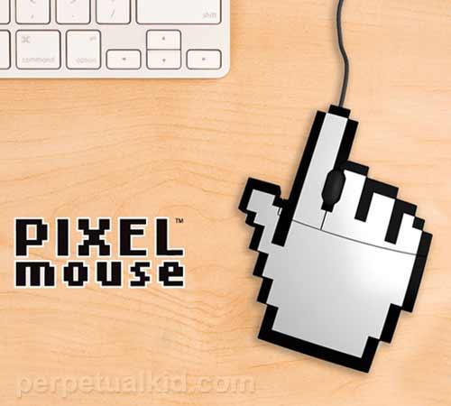 USB Pixel Mouse - USB Pixel Mouse
