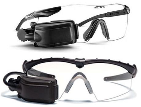11 28 2011vuzixeye tac - Óculos-tela Vuzix Tac-Eye LT