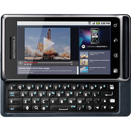 23494922 1 - Para quem tem chip Vivo: Motorola Milestone 2 está com preço reduzido. E com dock multimídia!