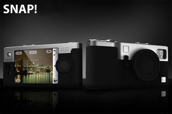 Snap iPhone Camera Case - Snap! iPhone Camera Case