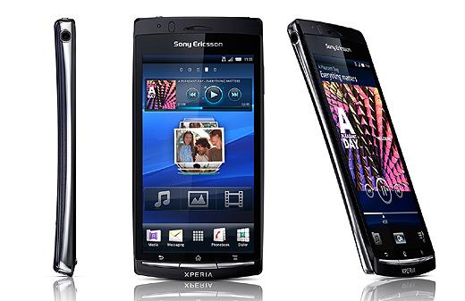 Xperia arc Sony Ericsson Preview - Xperia Acro e Xperia Arc recebem a certificação PlayStation no Japão