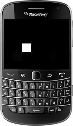 bold9900triste - Celulares com BlackBerry OS 7 estão desligando automaticamente durante a recarga de bateria