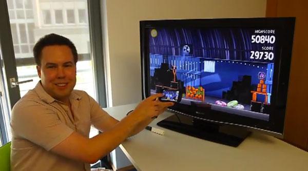 xbounds - xBounds permite a reprodução em HDMI sem fio a partir de smartphones Android