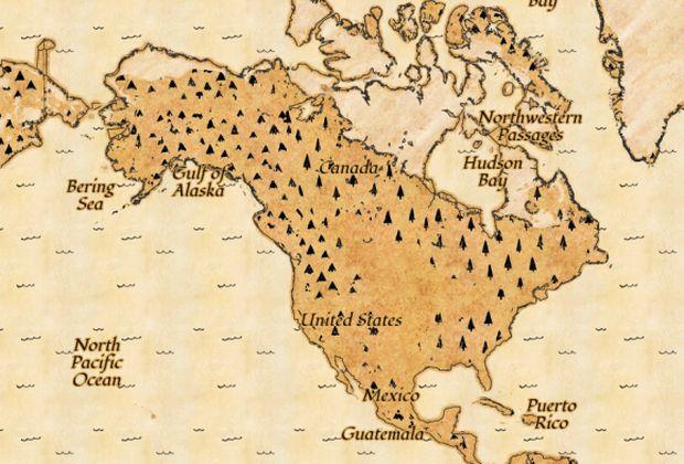 google-treasure-map
