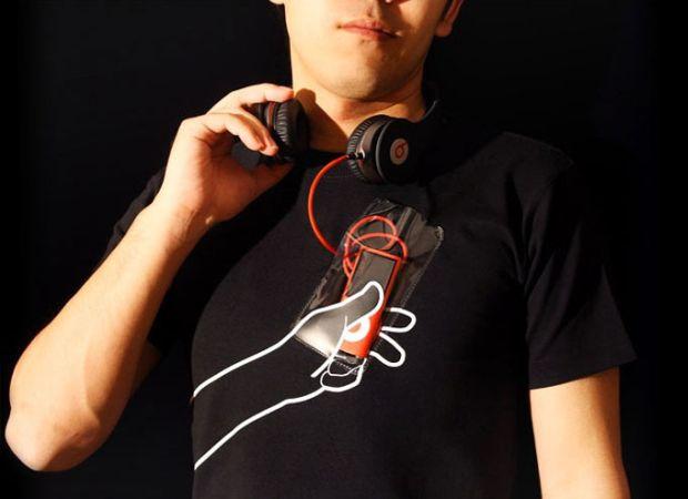 Hand-Tshirt