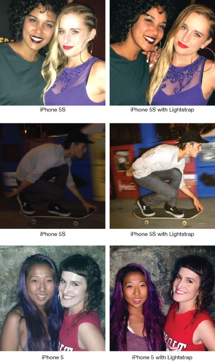 Lightstrap-iPhone-flash
